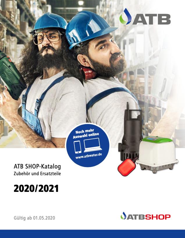 Neue Preisliste und ATB Shop-Katalog 2020/2021