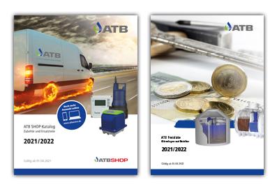 Der neue Katalog und Preisliste 2021 2022