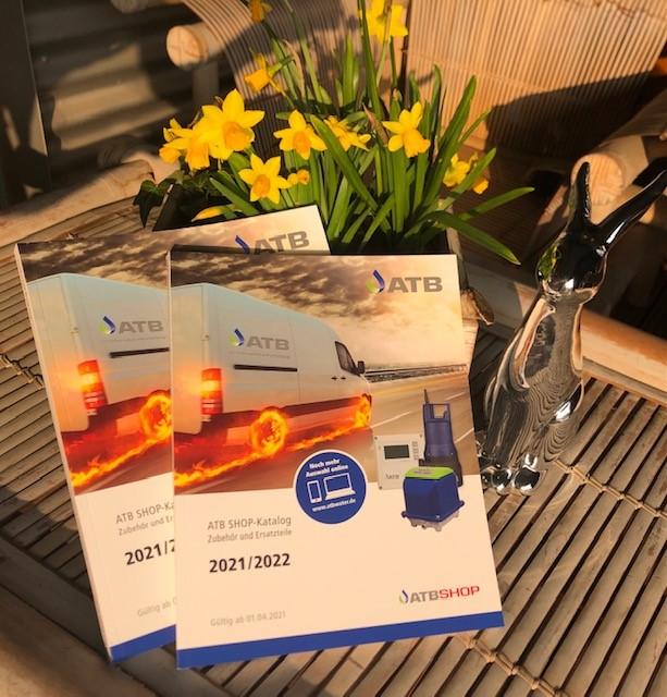 Der neue ATBSHOP-Katalog 2021/2022
