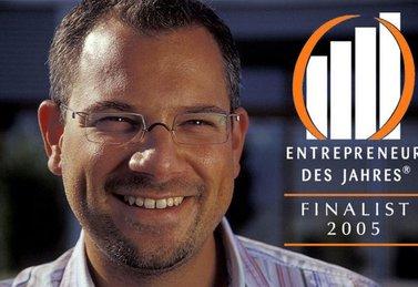 Entrepreneur des Jahres 2005 - Markus Baumann