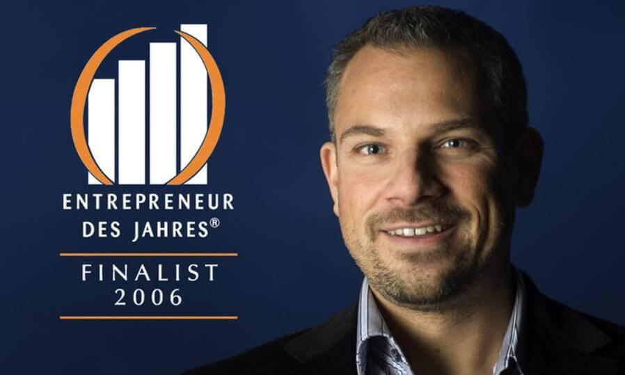 Entrepreneur des Jahres 2006 - Markus Baumann