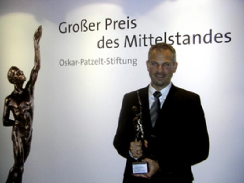 Großer Preis des Mittelstands - Markus Baumann