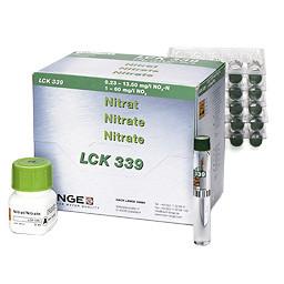 Küvettentest LCK 339 Nitrat 0,23 - 13,5 mg/l