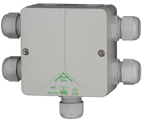 aBox 040 konfektioniert für AQUAmax® CLASSIC/PRIMO