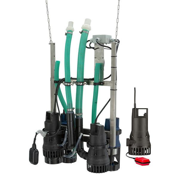 AQUAMAX® PRO GZ 17-50 / 25 m 17-50 EW / 25 m Kabel