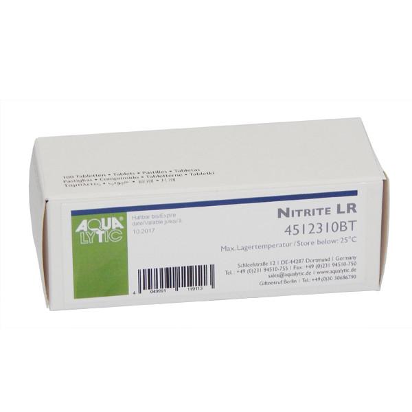 Nitrit Tabletten 0,01-0,5 mg/l