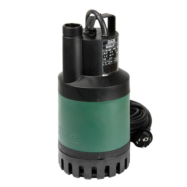 Tauchmotorpumpe Nova UP 180 MN-A 10 m Kabel