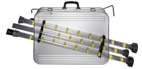 Wartungskoffer Premium ohne Sauerstoffmessgerät