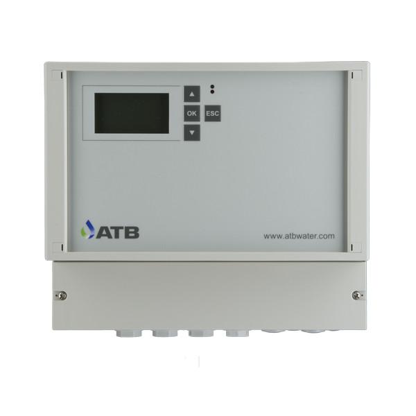 Steuerung proControl© 2 AQUAmax® BASIC Anlagen