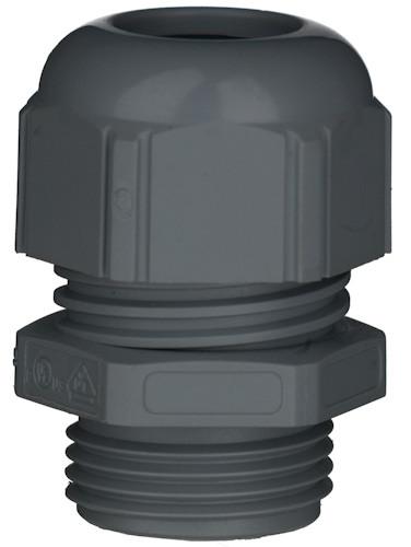 SkinTOP Kabelverschraubung M25 mit Gegenmutter