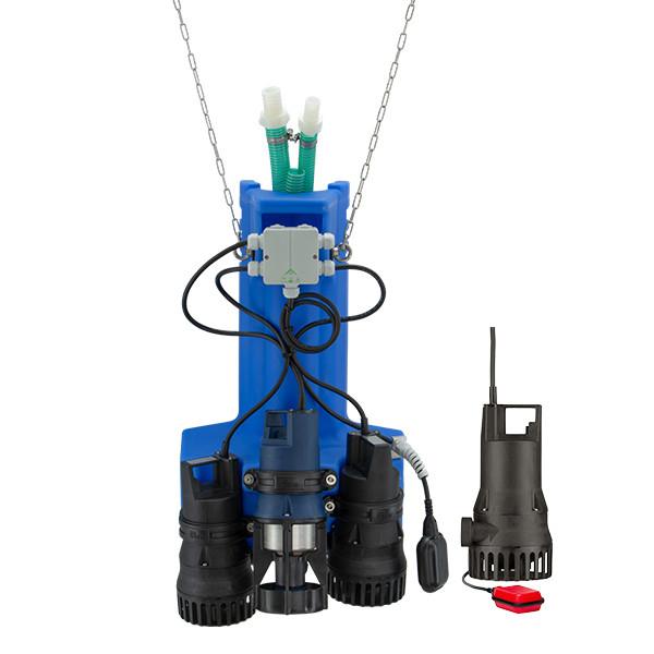 AQUAMAX® PRO GZ 1-16 / 25 m 1-16 EW / 25 m Kabel
