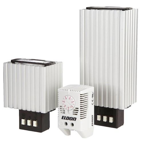 Schaltschrankheizung inkl. Thermostat 50 W