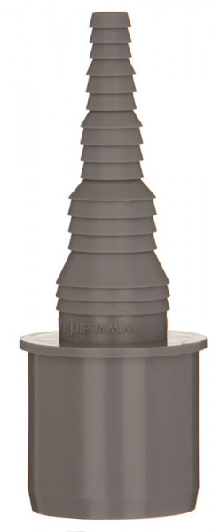 Schlauchnippel Ø 8 - 25 mm DN 50