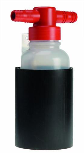 Probenahmeflasche komplett