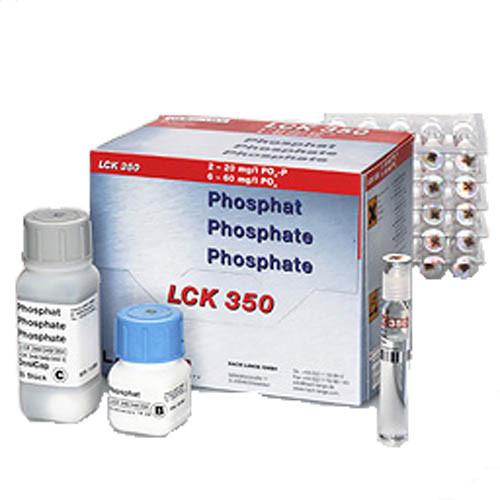Küvettentest LCK 350 Phosphat 2,0 - 20 mg/l