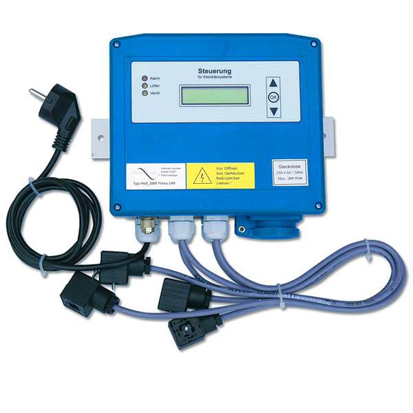 SBR-Steuerung FLEXA für Gebläse/Pumpen Anlagen