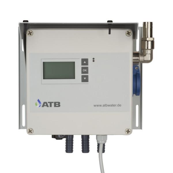 Steuerung ATBcontrol© 2 McWater®-Anlagen 33-50 EW