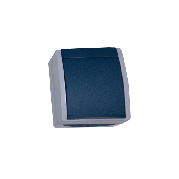 Aufputz-Steckdose Steckdose einfach