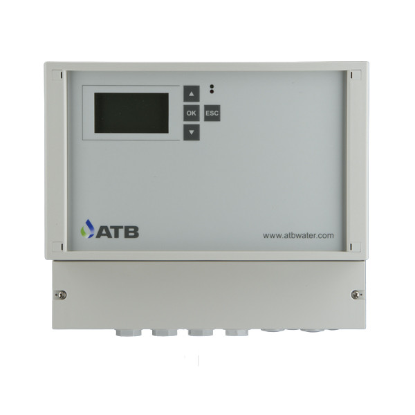 Steuerung proControl® 2 AQUAmax® PROF. G Anlagen