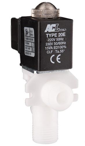 Magnetventil G1/2 für z.B. AQUAstar®-Anlagen