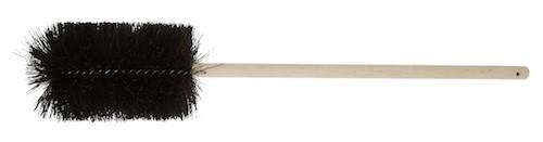 Becherglasbürsten mit Holzstiel 90 mm