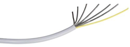 PVC-Steuerleitung 7 x 1,5 mm²