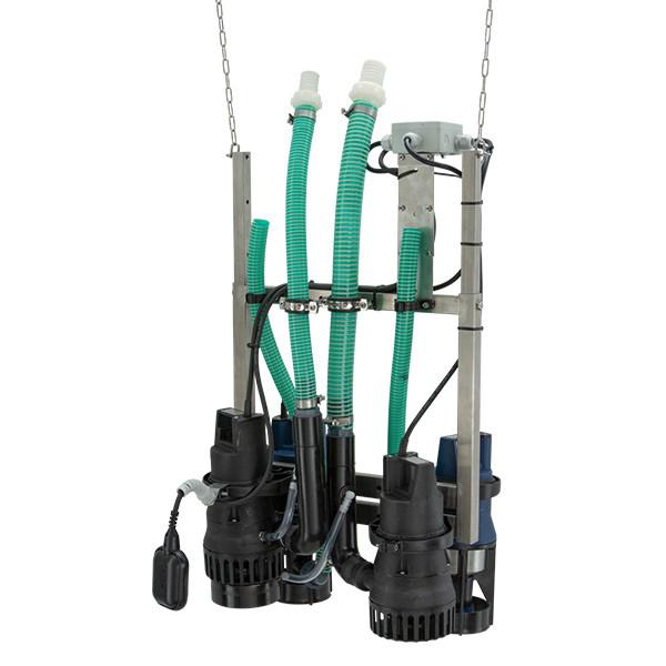 AQUAMAX® CLASSIC 17-50 / 25 m 17-50 Z mit 25 m Kabel
