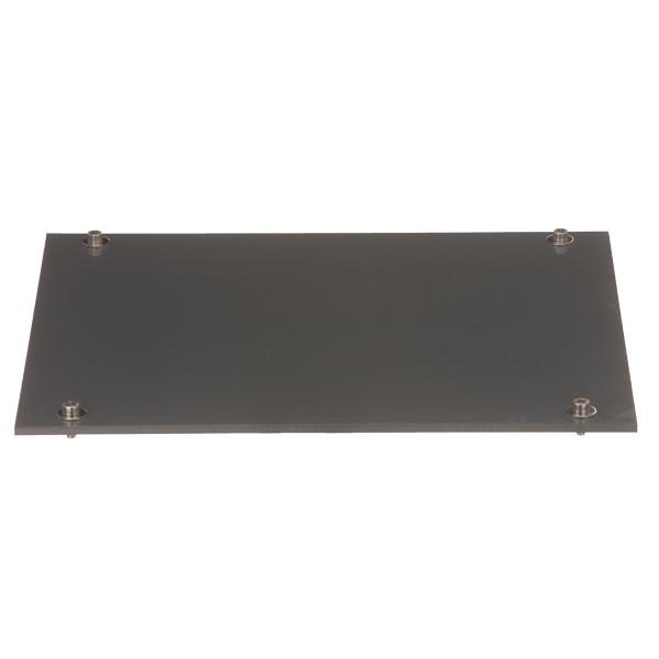 Montageplatte für ATB-Freiluftsäule