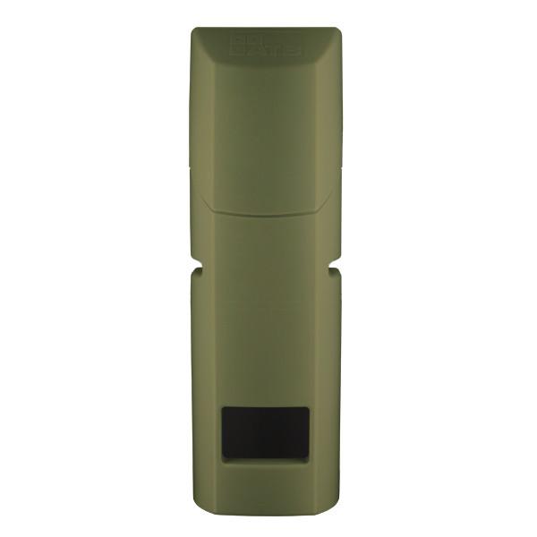 ATB-Freiluftsäule olivgrün
