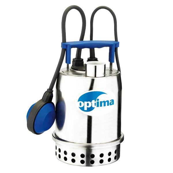 Tauchmotorpumpe OPTIMA MA (mit Schwimmer) 5 m Kabel