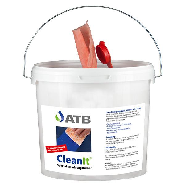 """ATB-Reinigungstücher """"CleanIt"""" 90 Stück"""